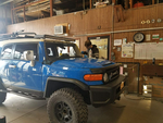 2009 FJ Cruiser windshield replacement